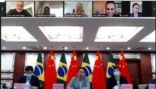 A senadores, embaixador da China oferece mais uma vacina ao Brasil