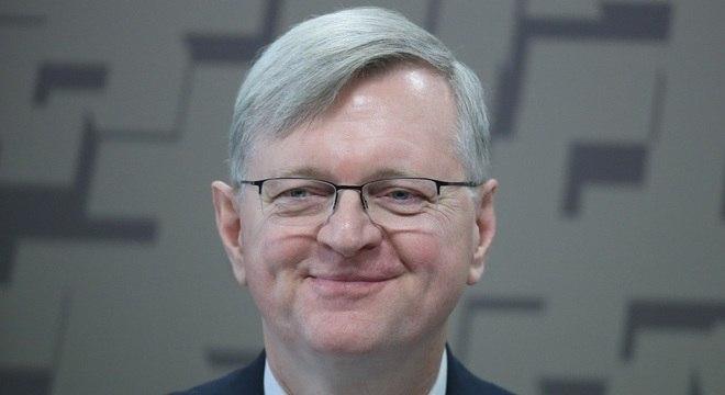 O diplomata Nestor Forster, indicado para o cargo de embaixador do Brasil nos EUA