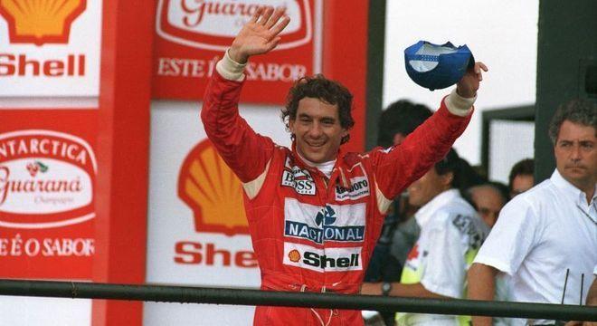 Senna é o piloto mais rápido da Fórmula 1 desde 1983