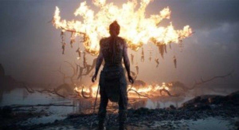 Senua's Saga: Hellblade II aparece em novo vídeo dos bastidores da produção