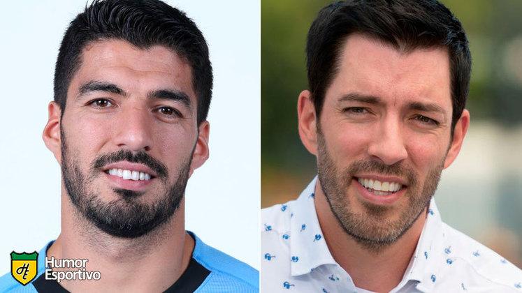 Separados na maternidade: Suárez e irmãos Scott (do programa 'Irmãos à Obra')