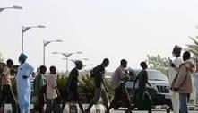 Autoridades anunciam libertação de estudantes sequestrados na Nigéria