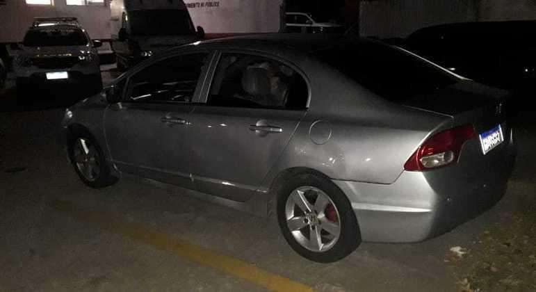 Casal é sequestrado por suspeitos em um veículo Honda Civic na Vila Madalena