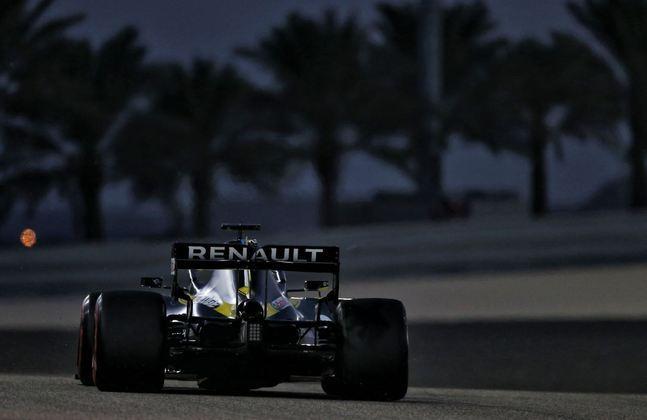 Será a penúltima corrida de Ricciardo pela Renault.