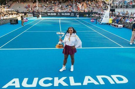 Serena venceu Pegula por 2 sets a 0 na final (6/3 e 6/4)
