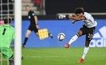 14ªAlemanha: Serge Gnabry (26 anos) – Clube: Bayern de Munique – Posição: Atacante – Valor: € 70 milhões