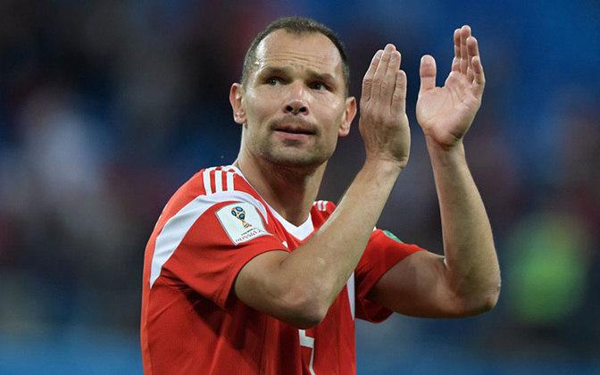 SERGEI IGNASHEVICH - O zagueiro russo Sergei Ignashevich se aposentou em 2018 após 809 partidas. Só pelo CSKA Moscou foram 541 jogos.