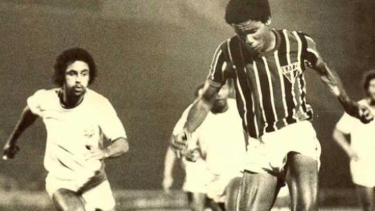 Serginho Chulapa é o maior artilheiro da história do São Paulo, com 399 gols. 242 em