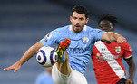 Sergio Aguero (32 anos) - Posição: atacante - Clube atual: Manchester City - Valor atual: 25 milhões de euros.