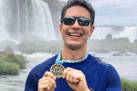 Sérgio Aguiar na 11ª Meia Maratona das Cataratas