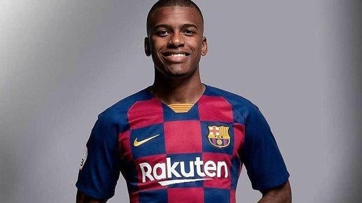 Sergio Akieme - Nenhum jogo pelo Barcelona.