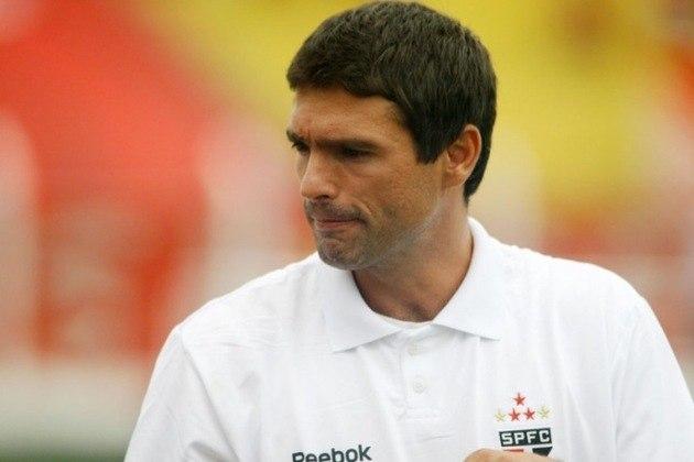 Sergio Baresi (2010) - Comandou o time por 14 partidas, sendo cinco vitórias, quatro empates e cinco derrotas.