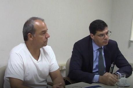 Cabral cita esquema de propina da Pró-Saúde