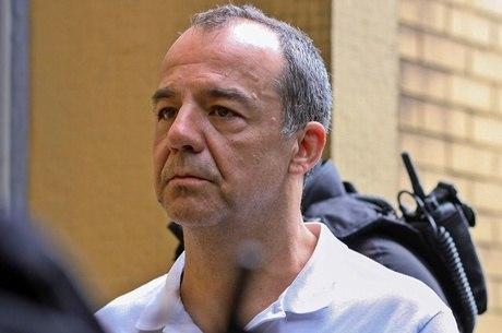 Sérgio Cabral está preso há dois anos