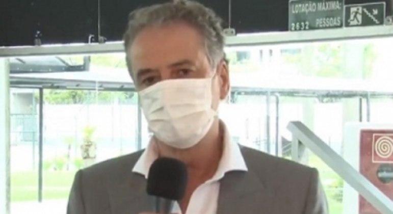 Sérgio Coelho vai comandar o Galo no triênio 2021-2023, sucedendo Sérgio Sette Câmara