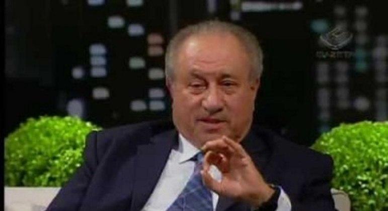 Sérgio D´Antino, advogado e empresário artístico dos mais respeitados