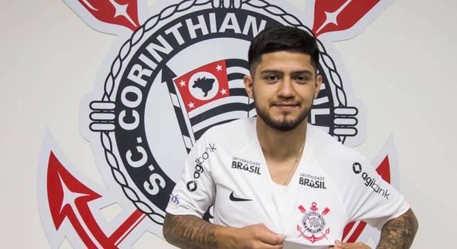 Sergio Diaz. Paraguaio, 20 anos, está sem jogar desde novembro de 2017