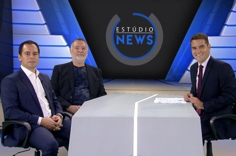 Sérgio Jacobsen, Nelson Urssi e Gustavo Toledo