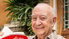 Ator Sérgio Mamberti é intubado por conta de infecção nos pulmões