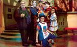 Um dos maiores sucessos foi o personagemDr. Victor Astrobaldo Stradivarius Victorius I, na série infantilCastelo Rá-Tim-Bum(TV Cultura). A produção, que foi produzida entre os anos de 1994 e 1997, contou com 90 episódios e mais um especial. A série se transformou em um fenômeno e um dos mais importantes marcos da história da TV