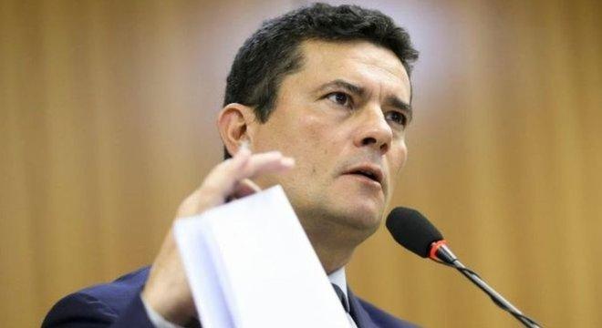 Na maioria das idas anteriores ao Congresso, Moro falou sobre o 'Pacote Anticrime'