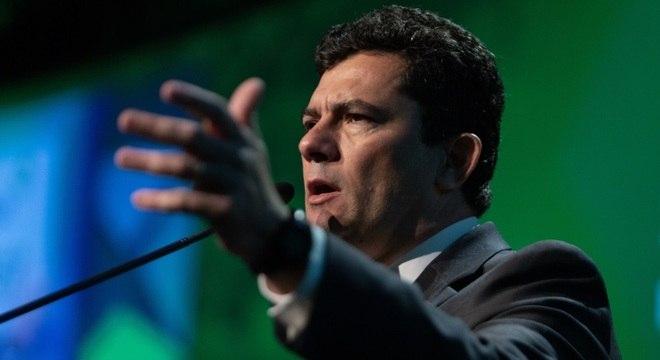 O Ministro da Justiça e da Segurança Pública, Sergio Moro
