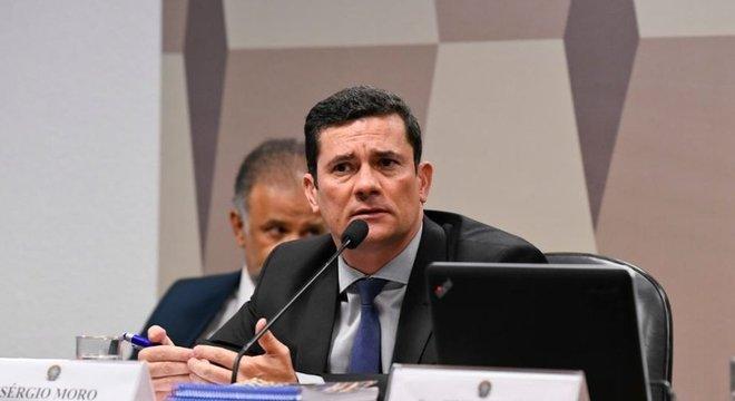 Sergio Moro no Senado: problema maior é a quebra da privacidade, e não 'promiscuidade', diz juiz americano