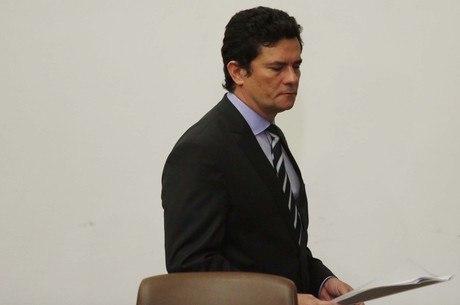 Moro pediu demissão após exoneração de Valeixo
