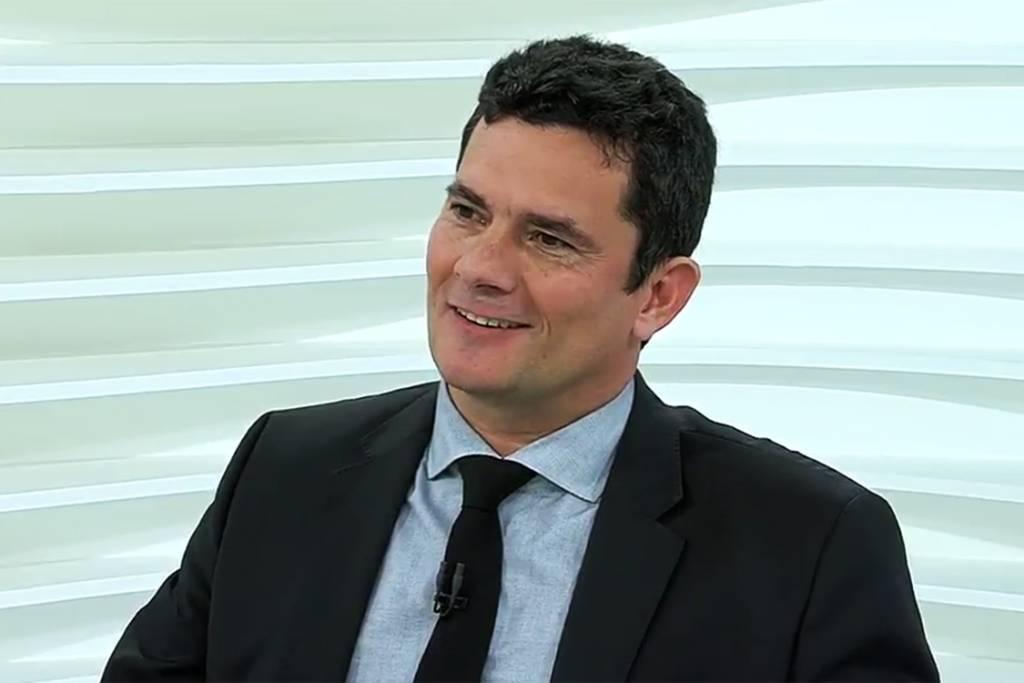 Sergio Moro é convidado do último 'Roda Viva' com Augusto Nunes