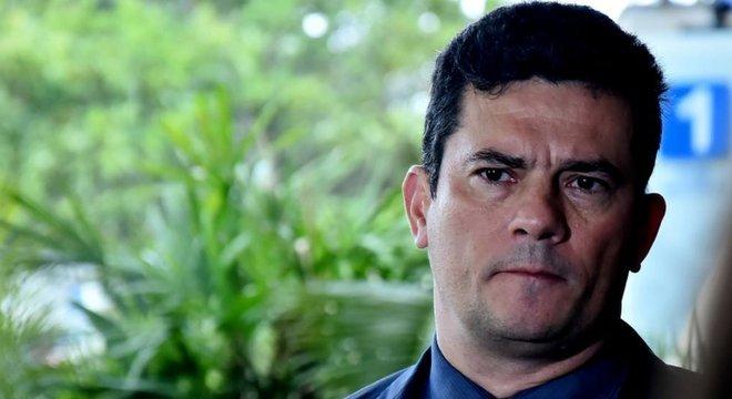 Corrupção é 'injustiça grave', diz Yascha Mounk. Na foto, o ex-juiz Sérgio Moro