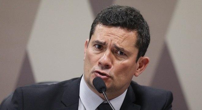 O ministro da Justiça, Sergio Moro, disse também ser contra a censura