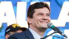 Reuniões com lideranças vão definir futuro político de Sergio Moro