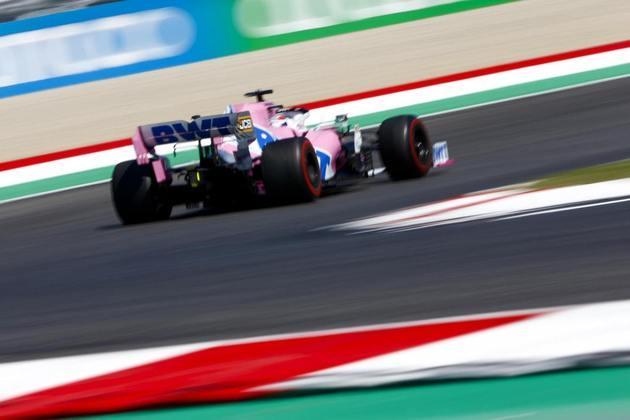 Sergio Pérez larga em sétimo após punição que o fez perder uma posição no grid em Mugello