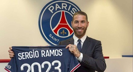 Sérgio Ramos assinou até 30 de junho de 2023