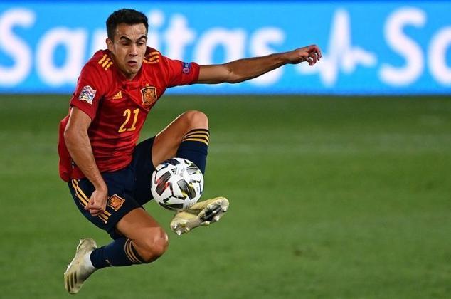Sergio Reguilón (Espanha) - fora por opção do treinador
