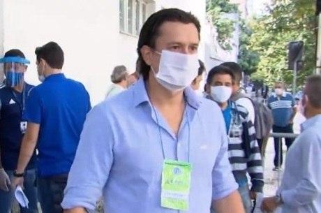 Sérgio Rodrigues foi eleito para mandato de 7 meses
