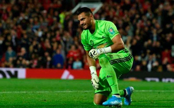 Sergio Romero: goleiro - 34 anos - argentino - Fim de contrato com o Manchester United - Valor de mercado: 1 milhão de euros (cerca de R$ 6 milhões na cotação atual).