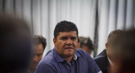 Serginho foi diretor de comunicação do Cruzeiro