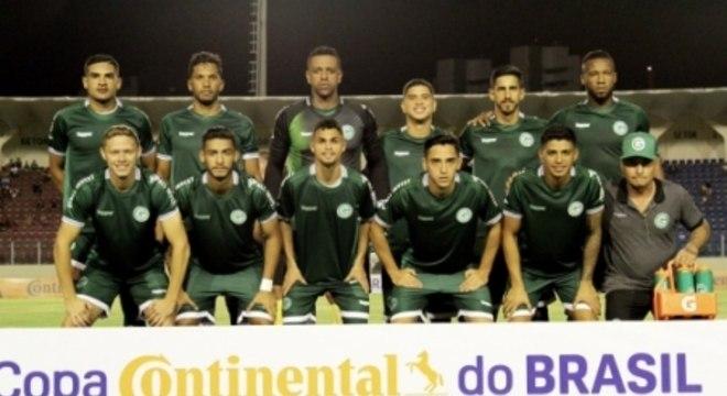 Sergipe x Goiás