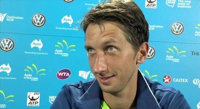 Sergyi Stakhovsky é o atual número 169 no ranking da ATP