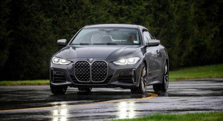 BMW divulgou hoje (31), que o modelo 440i coupé desembarca no Brasil com preço sugerido de R$ 575.950