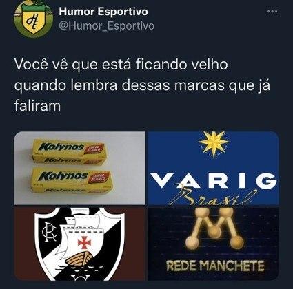 Série B do Brasileirão: Vasco sofre com memes após derrota para o Operário no dia do aniversário de 123 anos