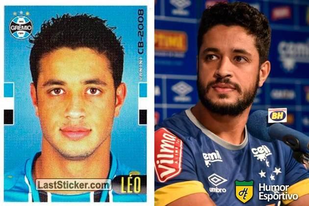 SÉRIE B: Léo jogou pelo Grêmio em 2008. Inicia o Brasileirão 2020 com 32 anos e jogando pelo Cruzeiro