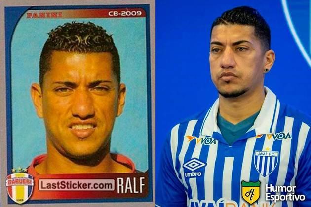 SÉRIE B: Ralf jogou pelo Grêmio Barueri em 2009. Inicia o Brasileirão 2020 com 36 anos e jogando pelo Avaí