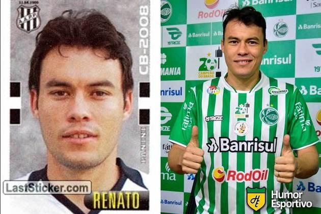 SÉRIE B: Renato Cajá jogou pela Ponte Preta em 2008. Inicia o Brasileirão 2020 com 35 anos e jogando pelo Juventude