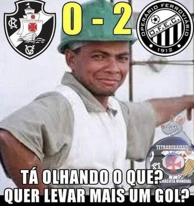 Série B: Vasco e Cruzeiro sofrem com memes após derrotas na 1ª rodada da competição