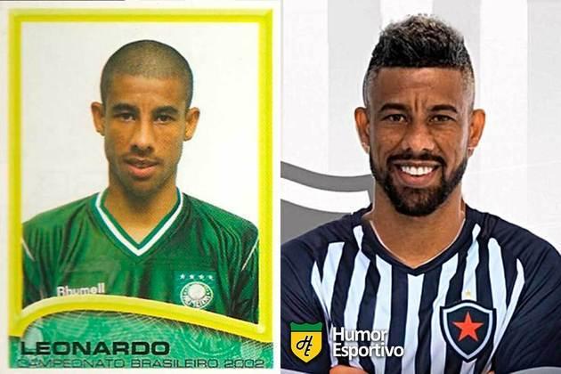 SÉRIE C: Léo Moura jogou pelo Palmeiras em 2002. Inicia o Brasileirão 2020 com 41 anos e jogando pelo Botafogo-PB