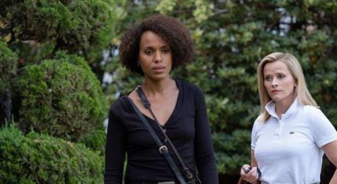 Série conta com Reese Whiterspoon e Kerry Washingtom no elenco