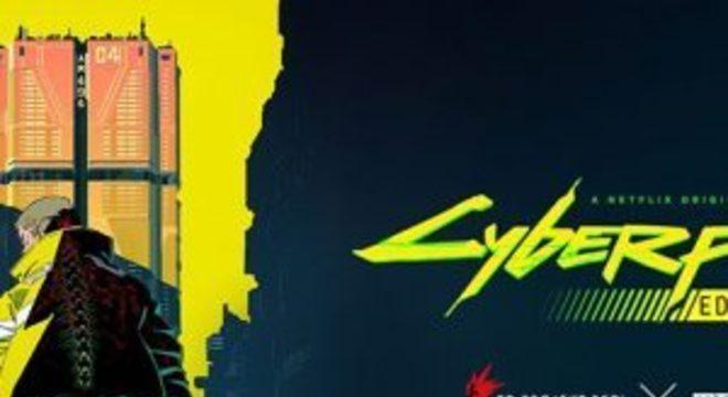 Série de animação Cyberpunk Edgerunners é anunciada em parceria com a Netflix