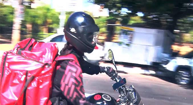 Em 2019, 35% das mortes no trânsito foram de motociclistas